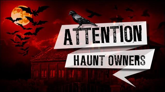 Attention Trenton Haunt Owners